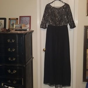 Eliza J evening gown size 12 *price firm